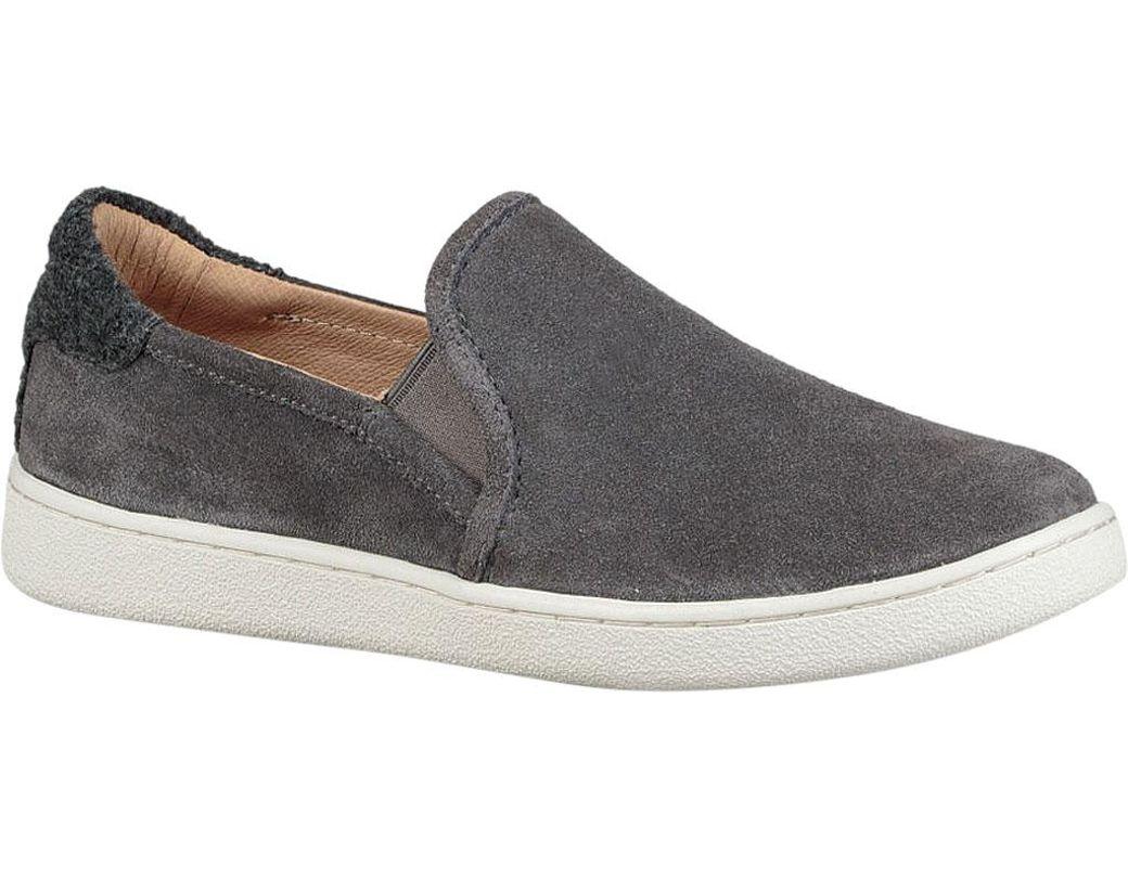 c4060876d50 Lyst - UGG Cas Slip-on Sneaker in Gray
