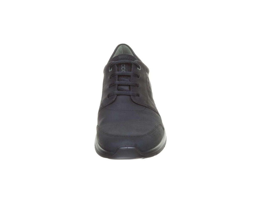 das Neueste billig für Rabatt Fabrik Ecco Comfort Lace-ups Black Irondale in Black for Men - Lyst