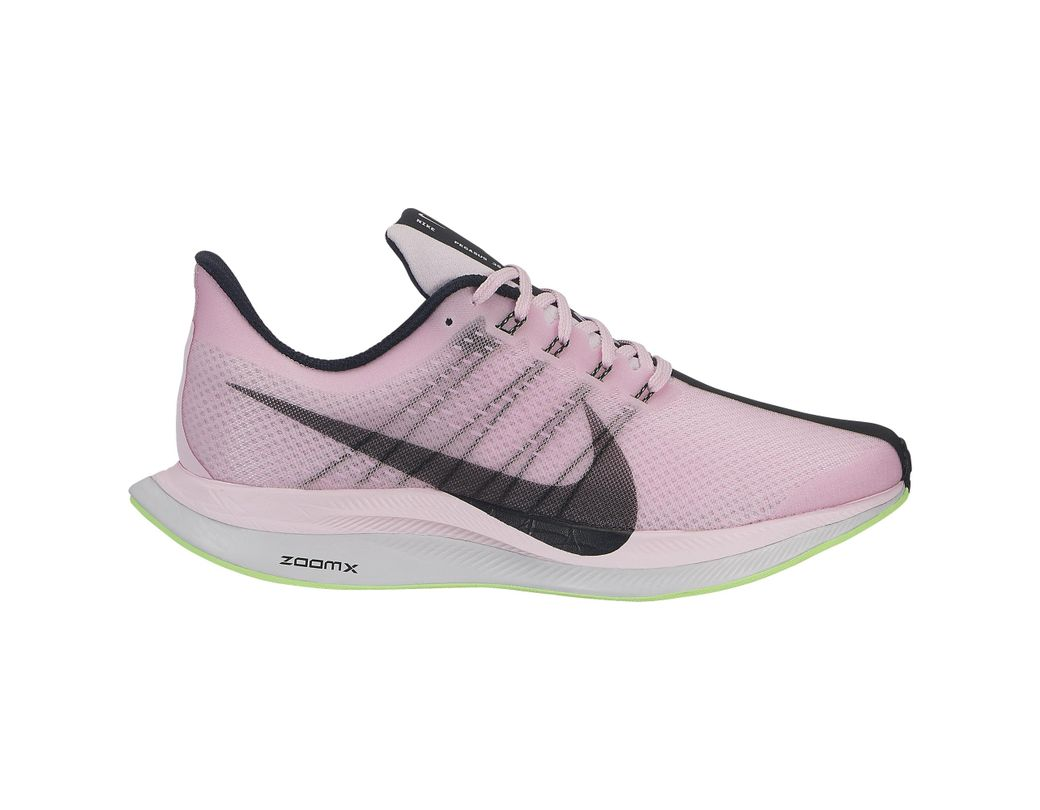 c2f6c2412105 Lyst - Nike Air Zoom Pegasus 35 Turbo Trainers in Pink - Save 14%