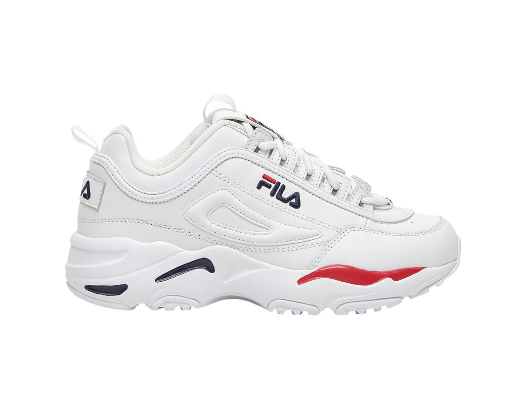 2a07fe76ce3 Lyst - Fila Disruptor Ii X Ray Tracer in White