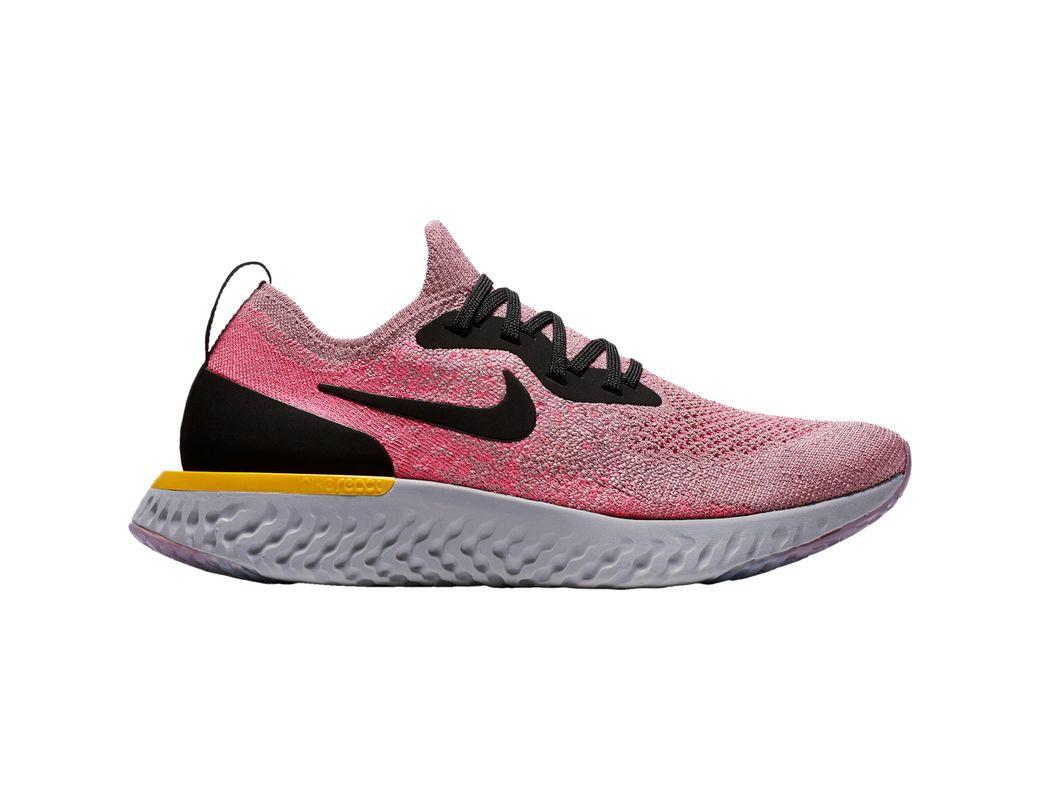 2da9040969cd Lyst - Nike Epic React Flyknit in Purple - Save 62%