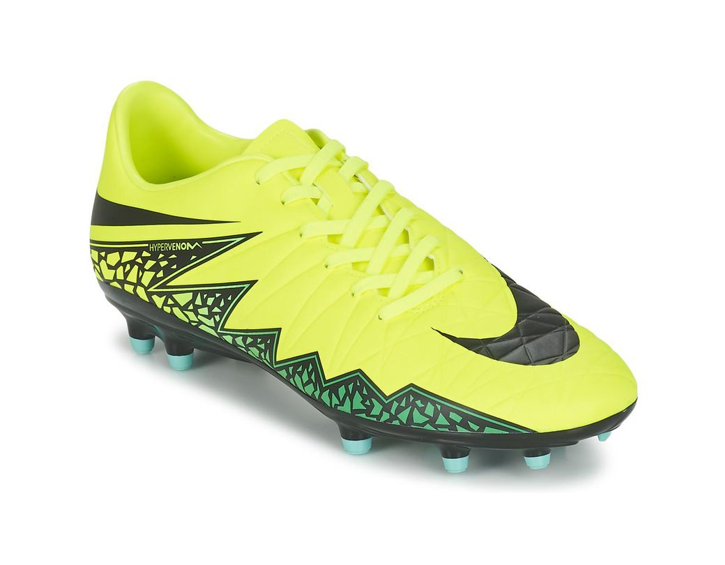 ef5853610 Nike Hypervenom Phelon Ii Firm-ground Men s Football Boots In Yellow ...