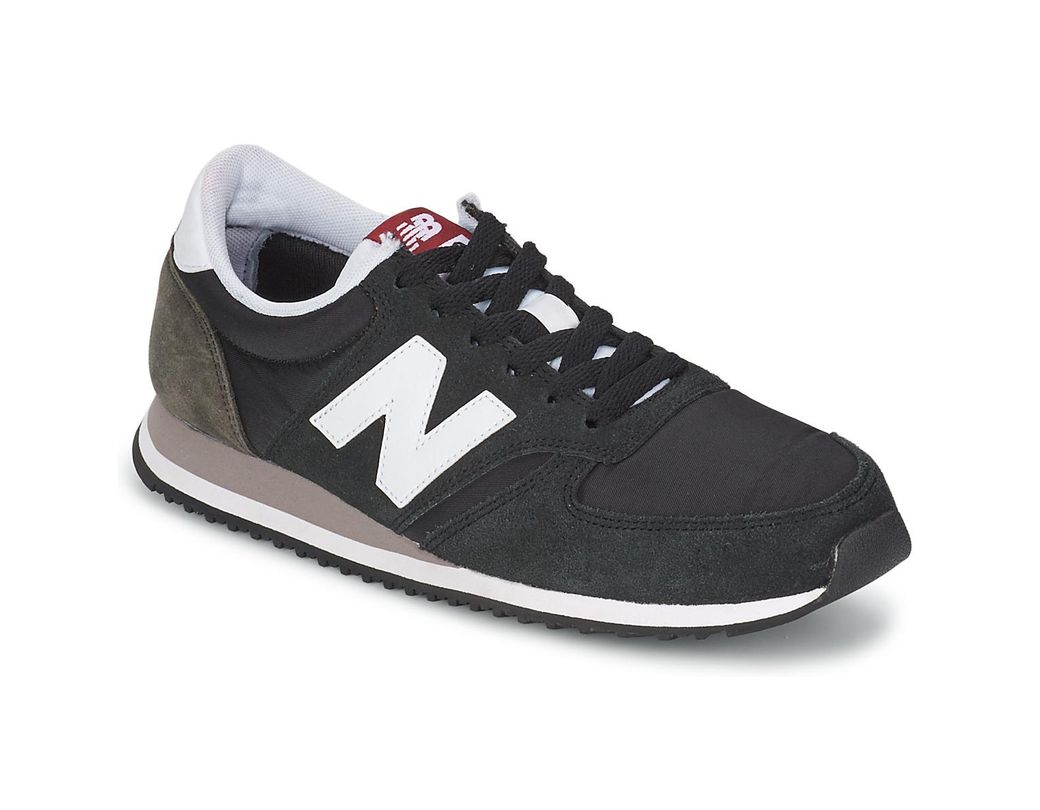 1b9d3c0be67c9 New Balance U420 Men's Shoes (trainers) In Black in Black for Men - Lyst