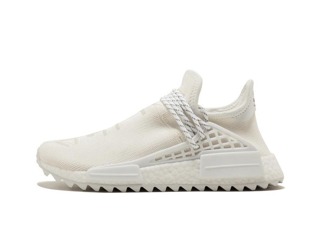 b7dda035c Lyst - adidas Pw Human Race Nmd Tr in White for Men