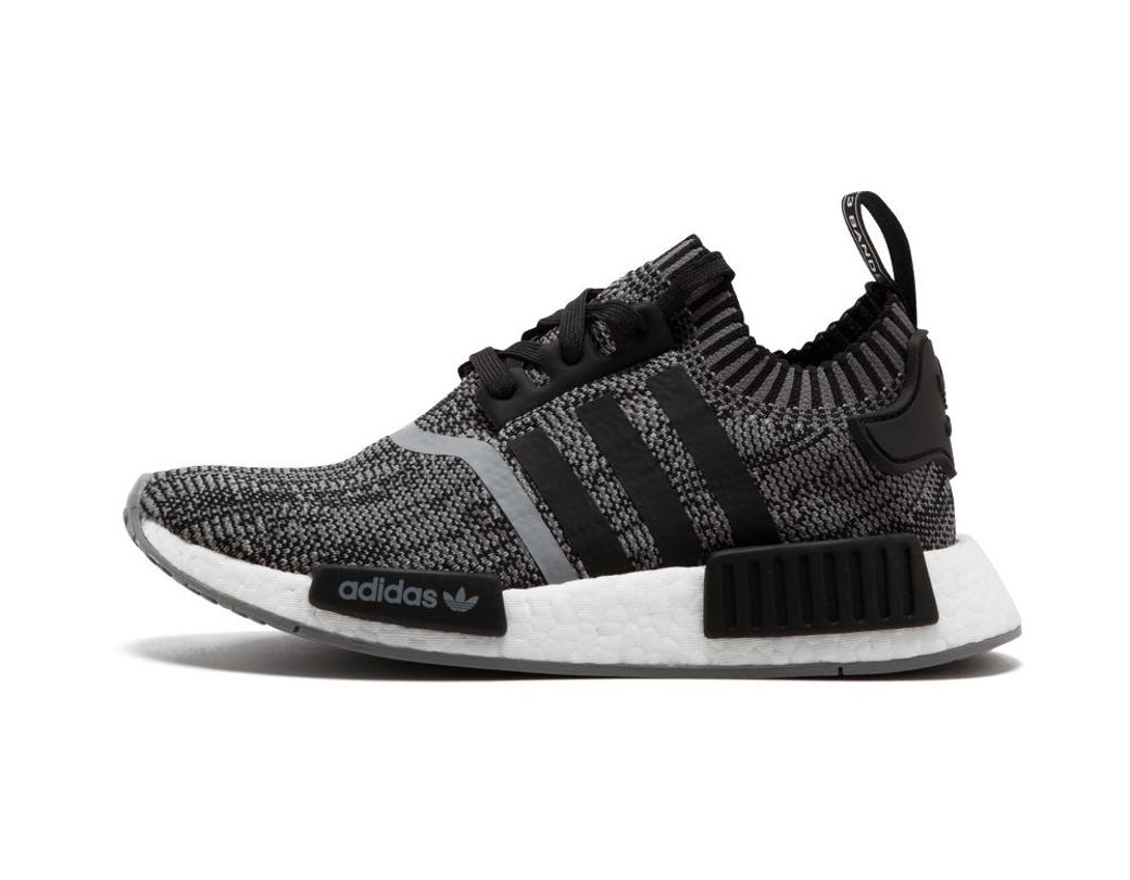 cdb0d5d83a177 Lyst - adidas Nmd R1 Pk Core Black core White in Black for Men