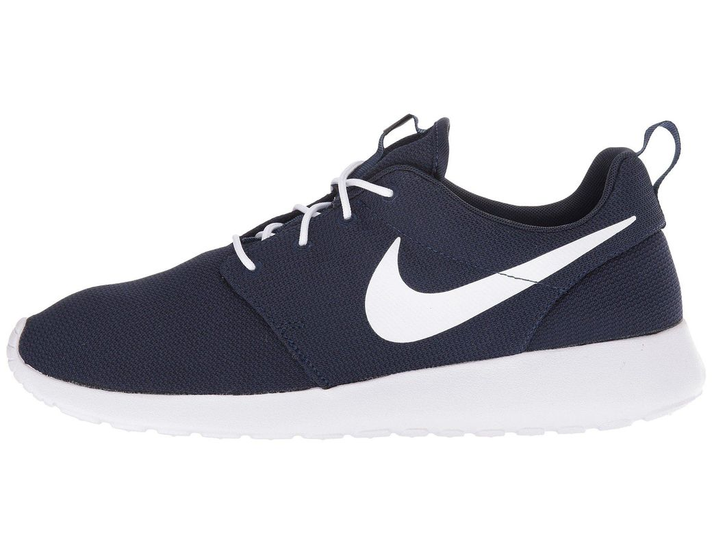 4b6702bb6e9a Lyst - Nike Roshe One (light Taupe black sail) Men s Classic Shoes in Blue  for Men - Save 6%