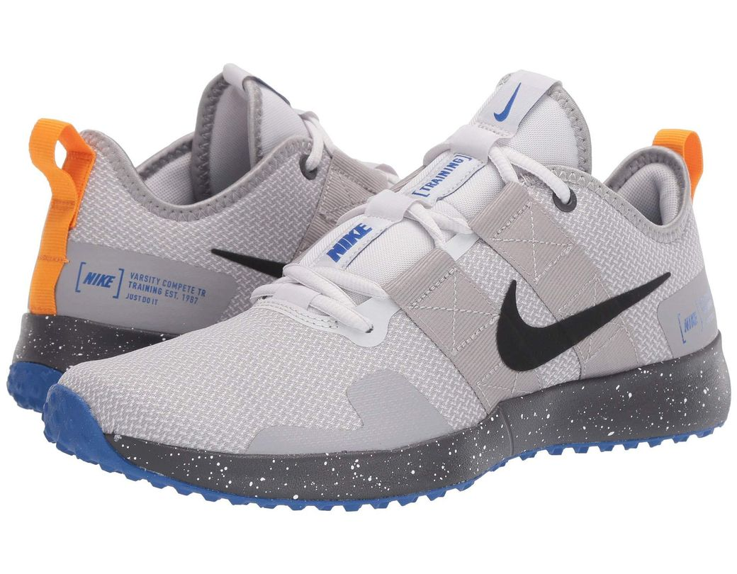 reputable site 93f3f bc067 Nike. Gray Varsity Compete Tr 2 (black cool Grey anthracite) Men s Cross  Training Shoes