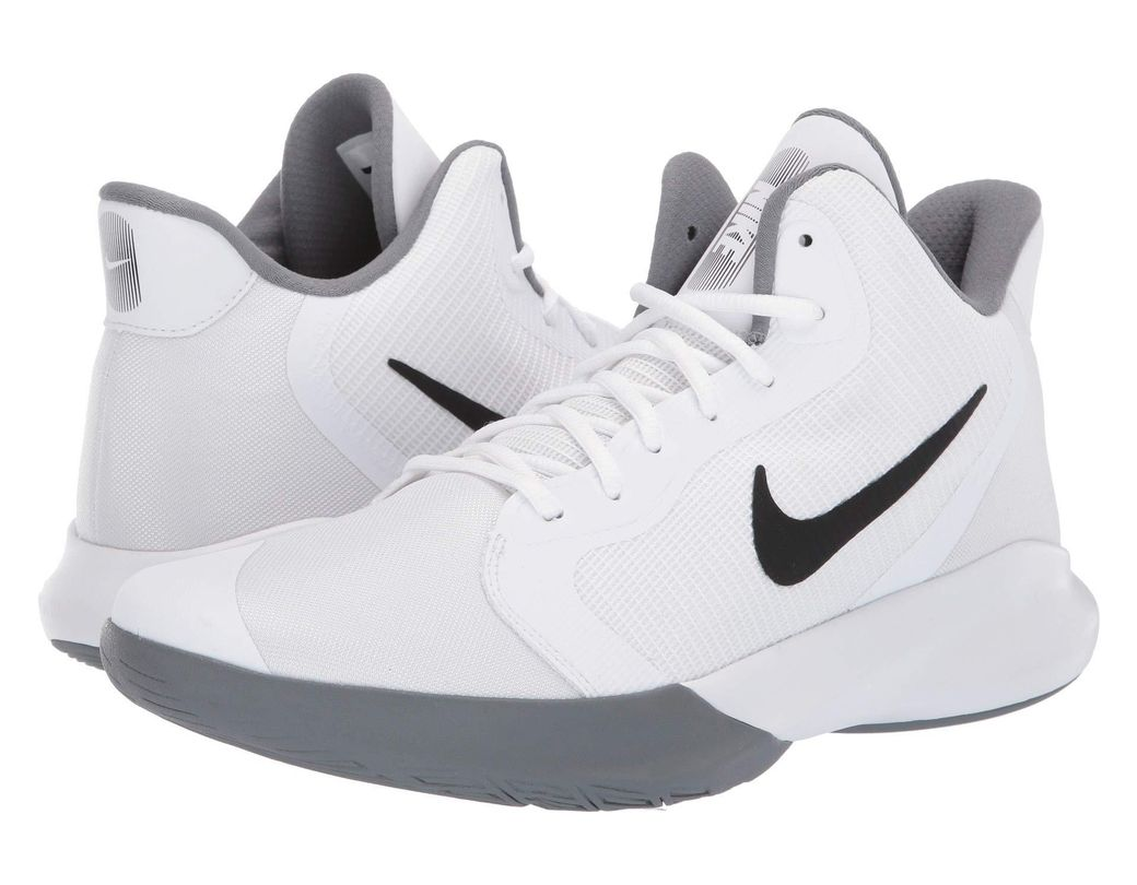 8551787d214 Lyst - Nike Precision Iii (black white) Men s Basketball Shoes in ...