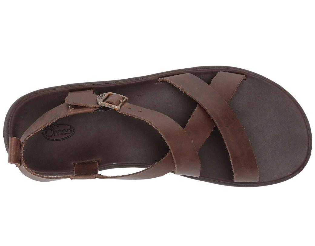 16c133d4eb40 Lyst - Chaco Wayfarer (otter) Men s Sandals in Brown for Men