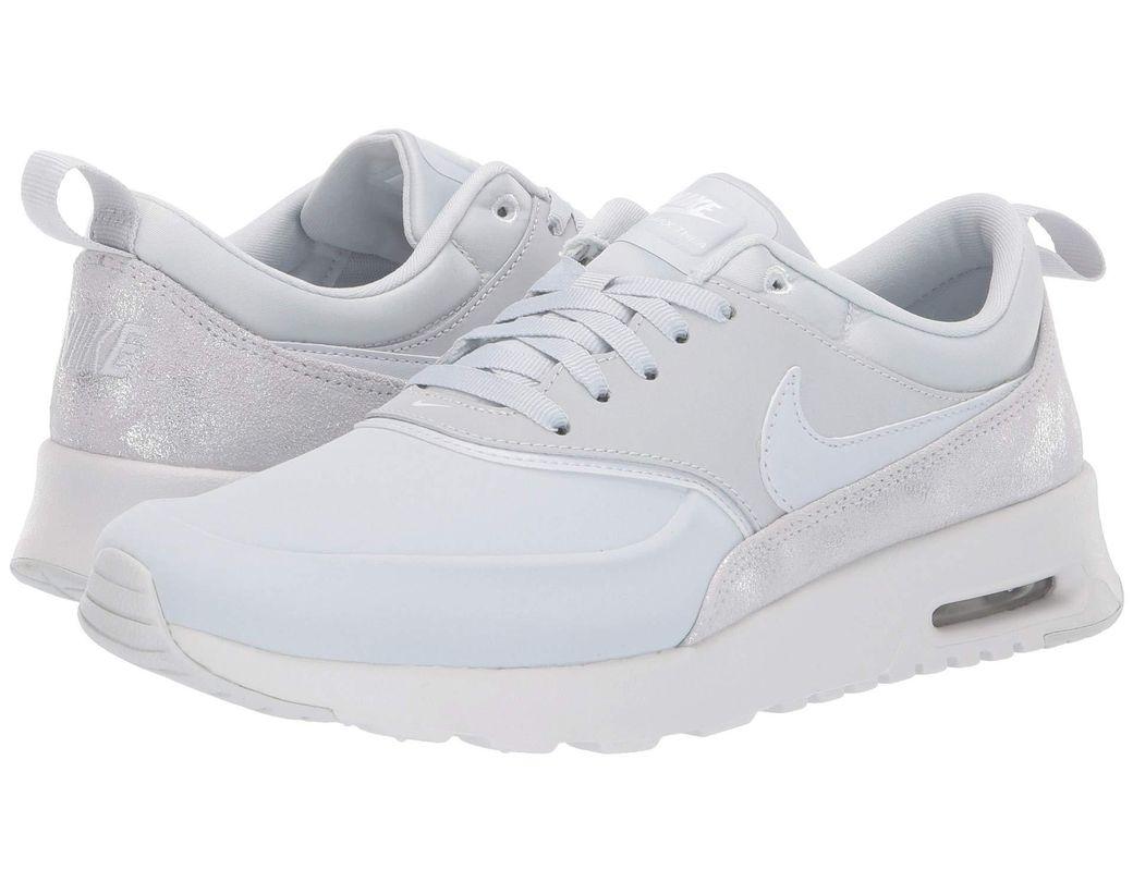 best loved 5ce59 06855 Nike. Air Max Thea Premium (pure Platinum pure ...