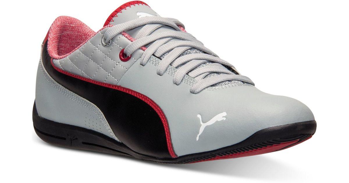 07da186d154c79 Lyst - PUMA Men s Drift Cat 6 Nm Casual Sneakers From Finish Line in Gray  for Men