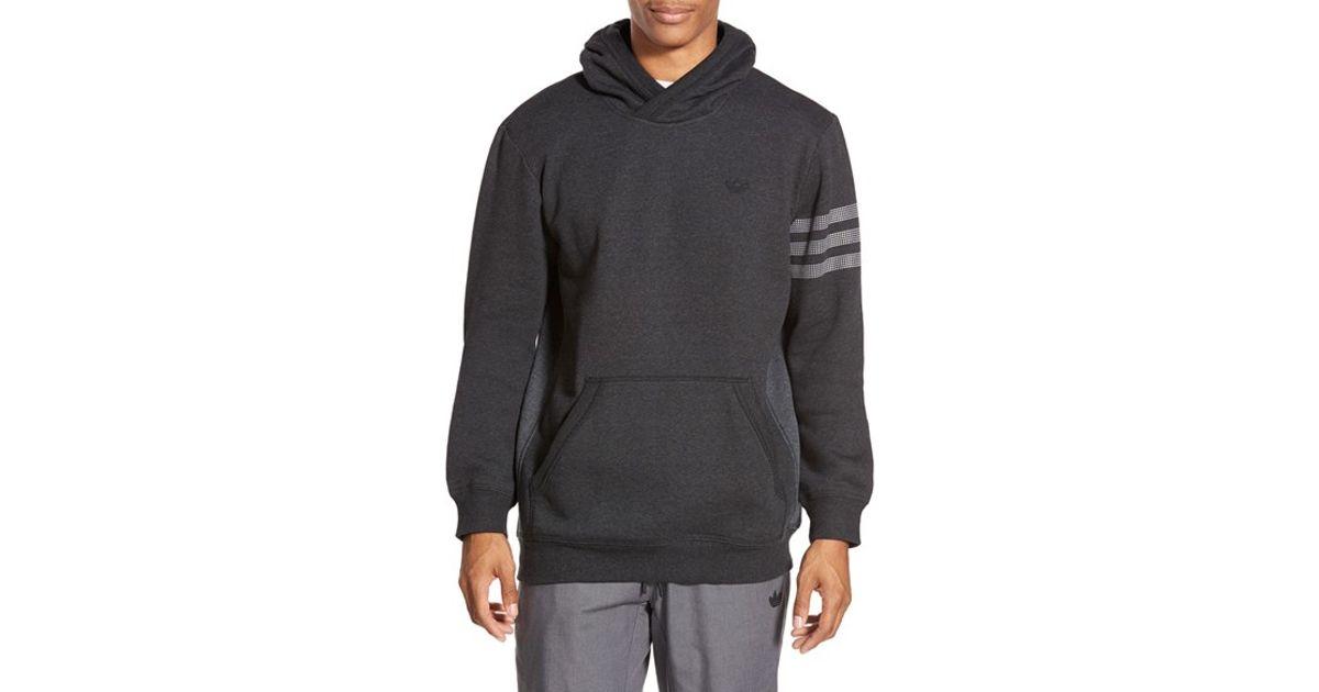 Lyst Luxe Adidas Originals sport Luxe sudadera para con 11519 capucha en negro para hombre 561bb6e - temperaturamning.website