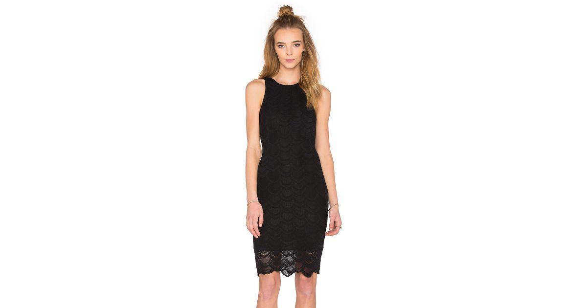 e361b01621ea3 Lyst - Nightcap Victorian Lace Sports Dress in Black