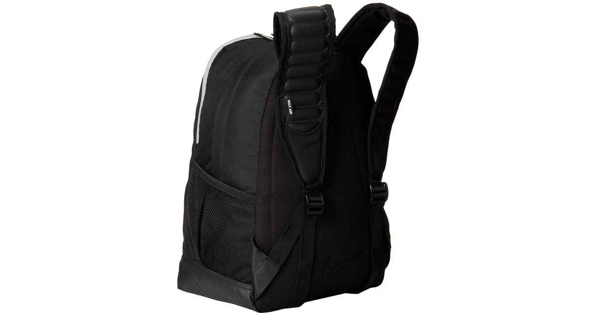 0640da12d75f Lyst - Nike Young Athlete Max Air Team Training Small Backpack in Black for  Men