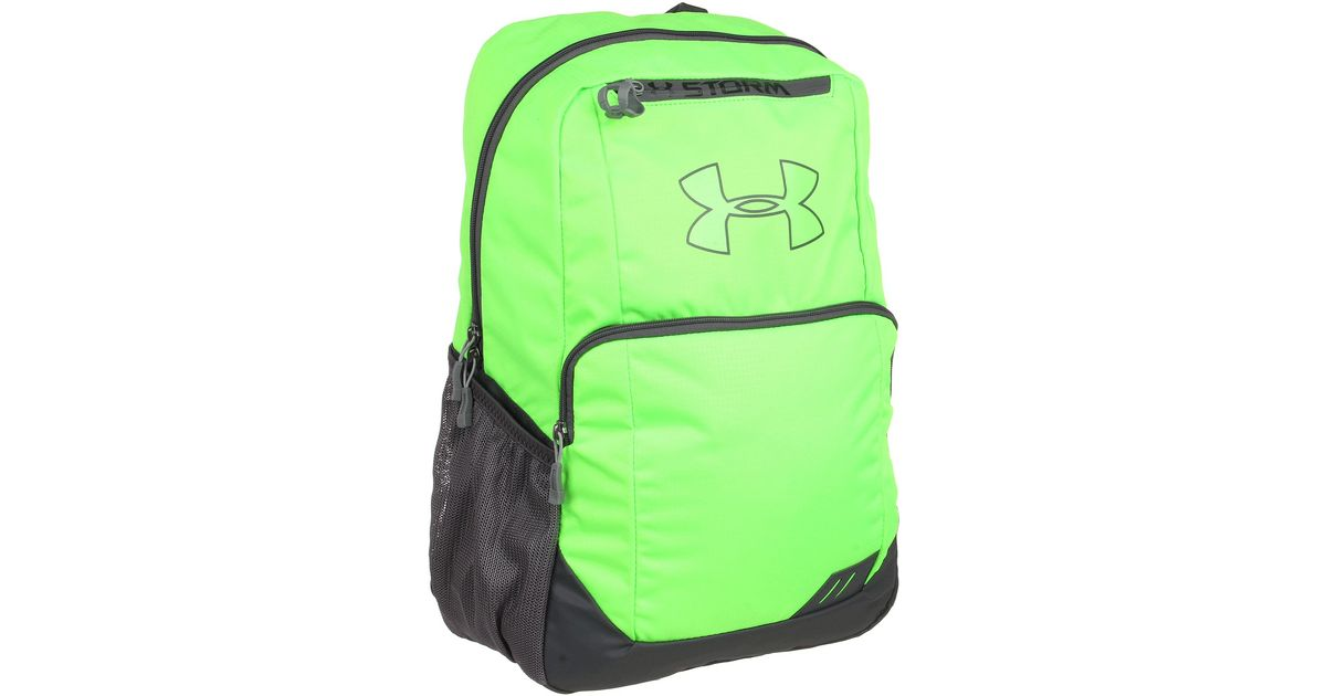 Lyst - Under Armour Ua Ozzie Backpack in Green 02504929f