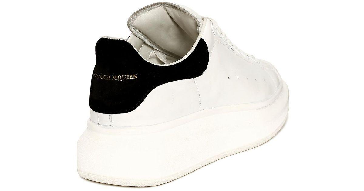 cecc43b9041c2f Lyst - Alexander McQueen Oversized Sneaker in White for Men