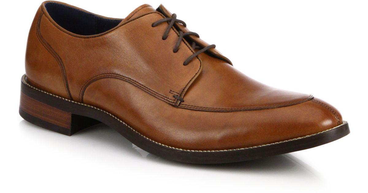 73cbeca5ba7 Lenox Hill Derby Shoes--BRITISH TAN Shoes