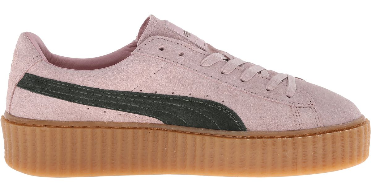 Betsy Trotwood oriental astronomía  fenty puma creepers pink