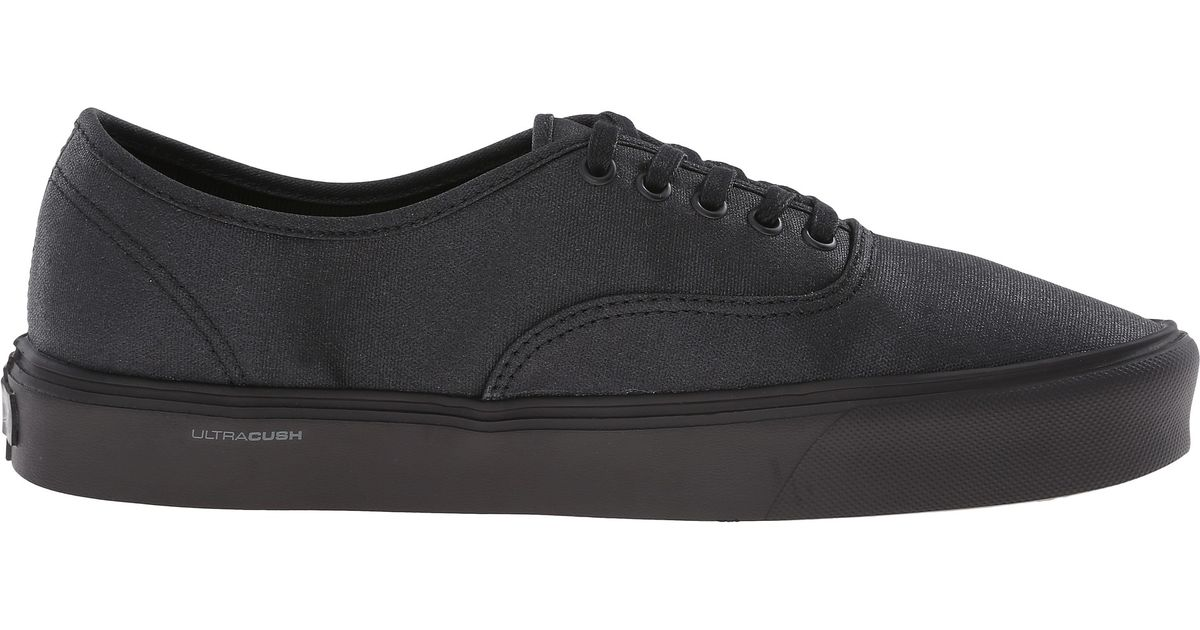 574597e12da9b8 Lyst - Vans Authentic Lite in Black for Men