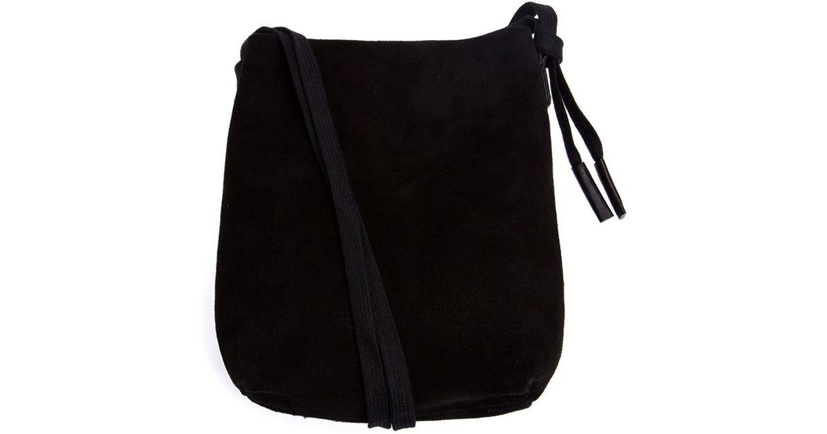 Soave shoulder bag - Black Ann Demeulemeester F7MxP