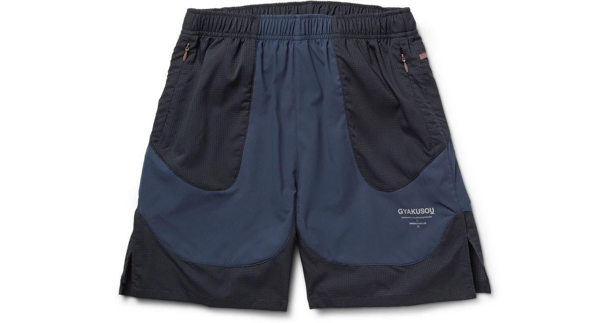 Lyst - Nike Gyakusou Running Shorts in Blue for Men 84b474ea1