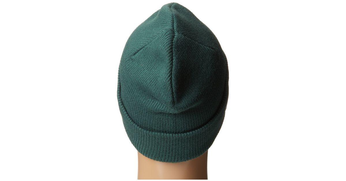 07646842556 Lyst - Vans Milford Beanie in Green for Men