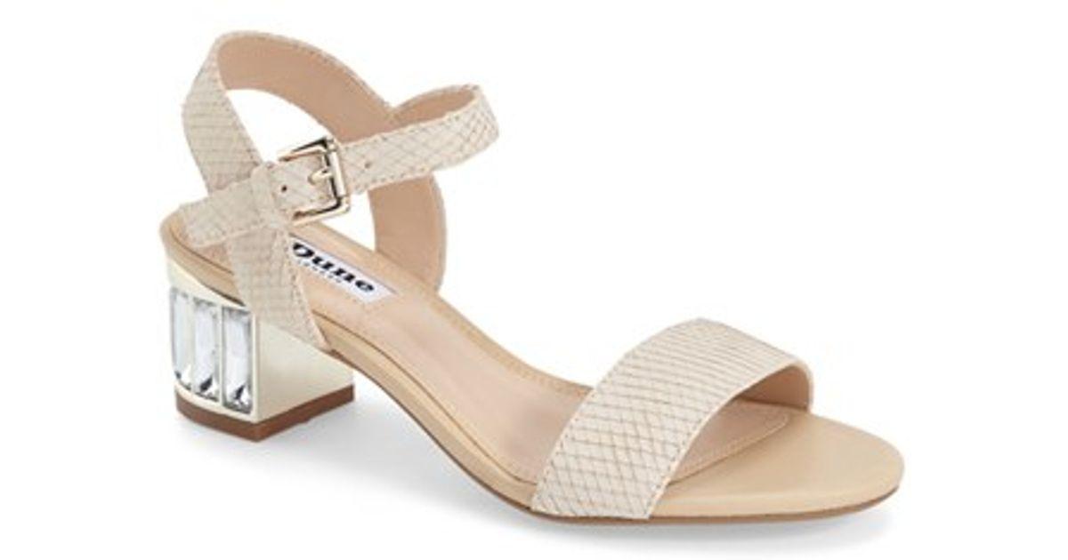 RAYE Maddie Block Heel Sandal hiwRlDF