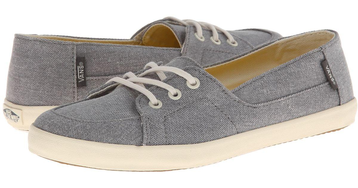 cfb2af0931 Lyst - Vans Palisades Vulc W in Gray