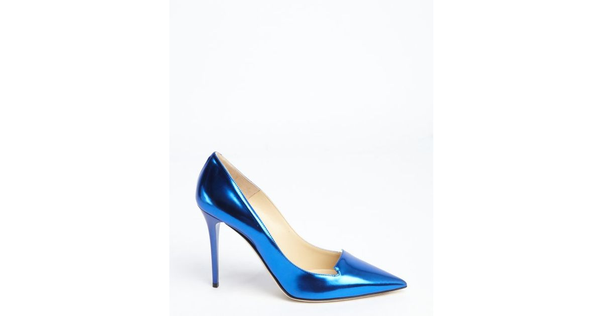 buy cheap free shipping cheap reliable Jimmy Choo Avril Pointed-Toe Pumps Cheapest online buy cheap browse nX7ioY4