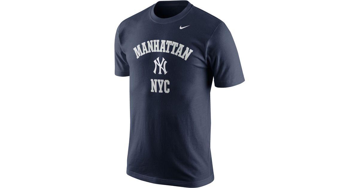 Yankees Shirt Womens