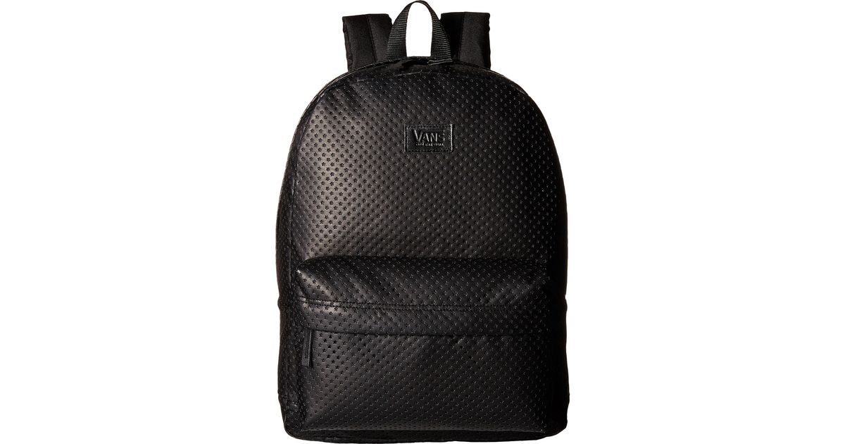 Lyst - Vans Cameo Backpack in Black