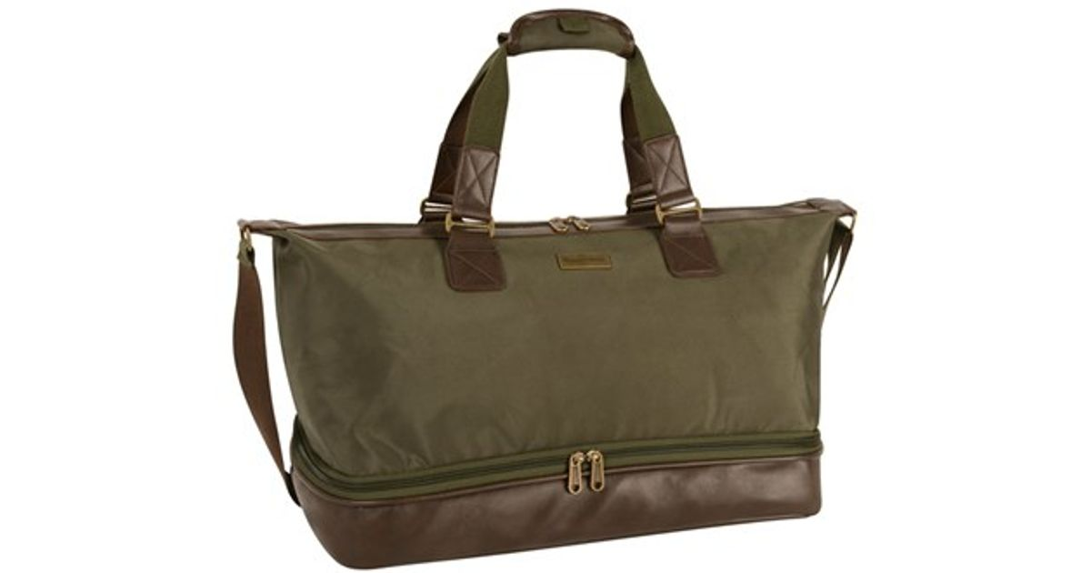 Lyst - Tommy Bahama Tomy Bahama  surge  Duffel Bag in Green for Men a6325c7c13