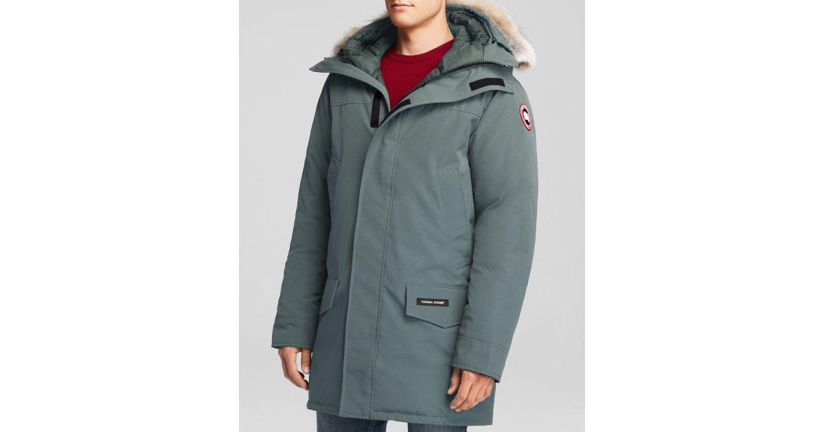 canada goose langford parka men's jacket