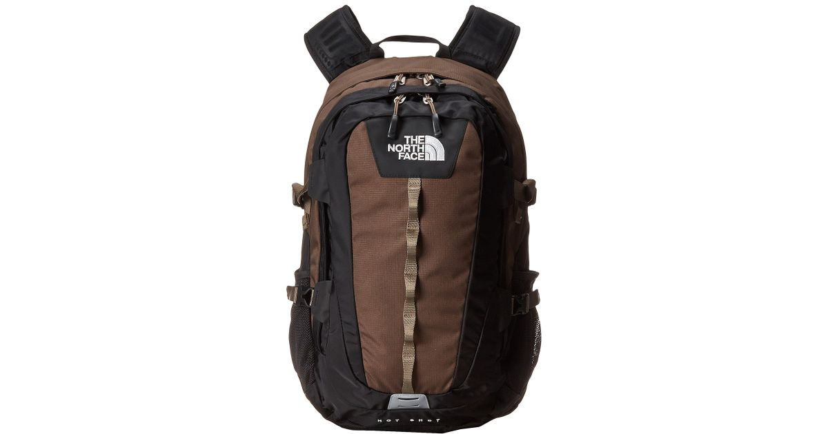 9b1a1ded9 The North Face Hot Shot in Brown for Men - Lyst