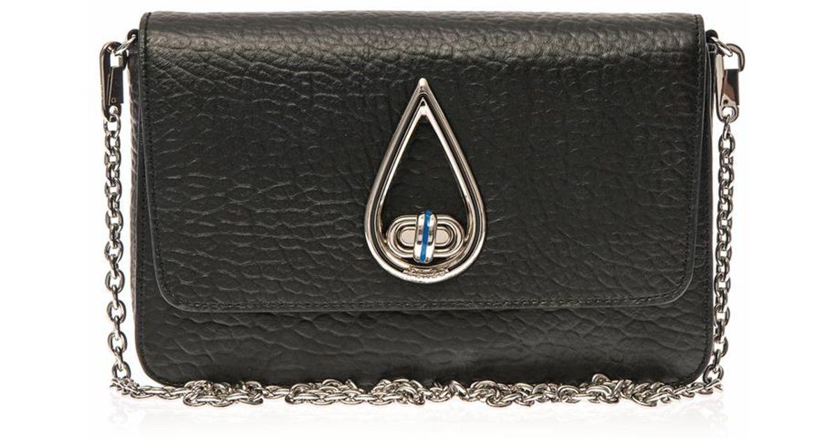 625d39e803 KENZO Raindrop Cross-Body Bag in Black - Lyst