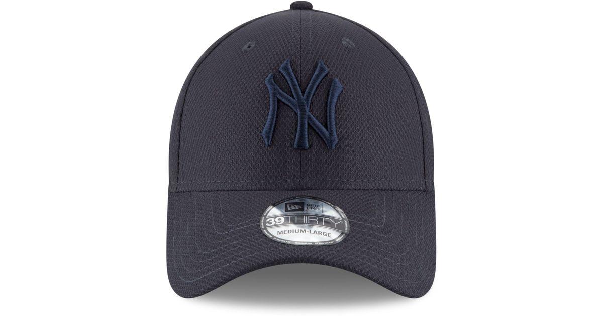 Lyst - KTZ New York Yankees Tone Tech 39thirty Cap in Black for Men fc621a35db52