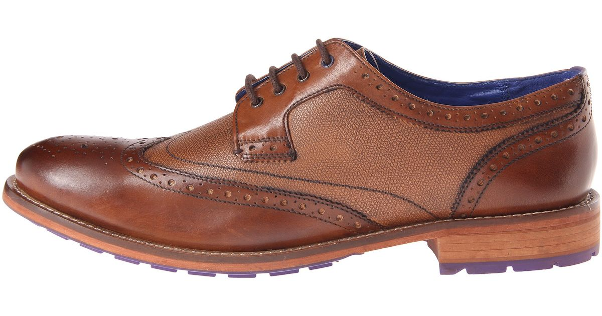e1ffc1067cdf54 Lyst - Ted Baker Cassiuss 3 in Brown for Men