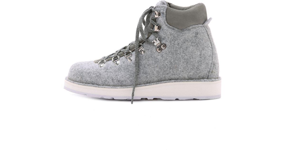 206a152e Diemme Roccia Vet Hiker Booties - Light Grey Melange in Gray - Lyst