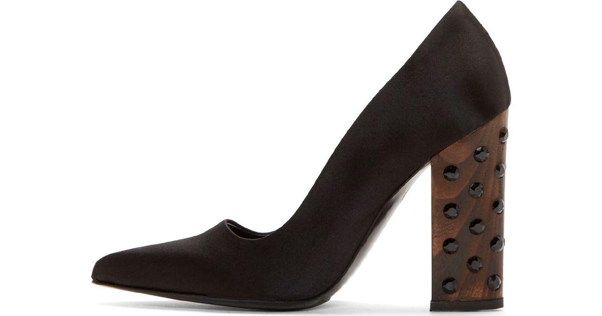 Stella McCartney Classic pointed pumps C0JKYO