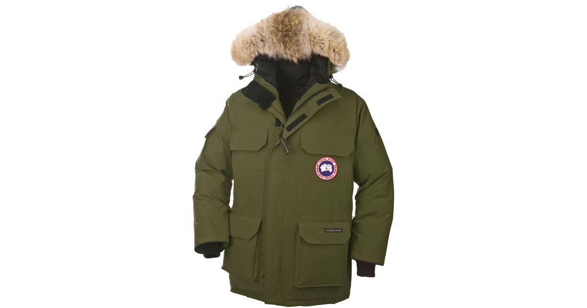 Canada Goose chilliwack parka sale discounts - Canada goose Expedition Parka in Green for Men (Military Green)   Lyst