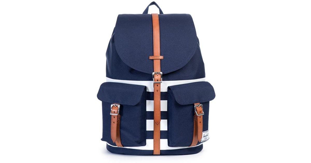 Herschel Supply Co Dawson Backpack In Blue Lyst