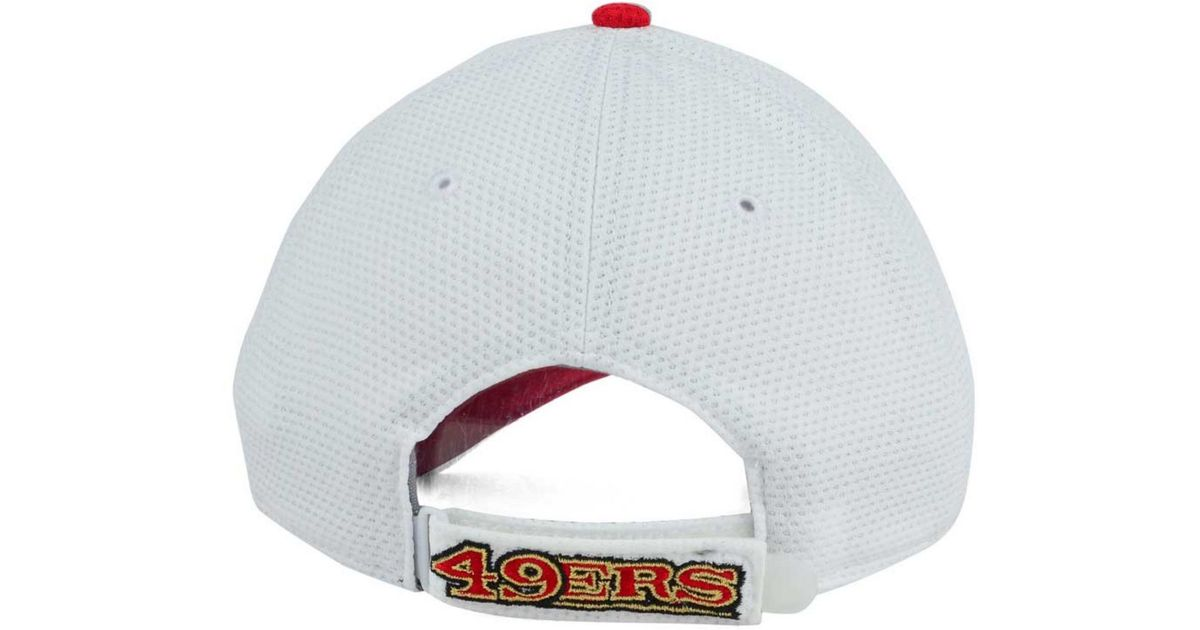 New Era San Francisco 49ers Training Straw Hat Hd Image Ukjugs 252fce917d1c