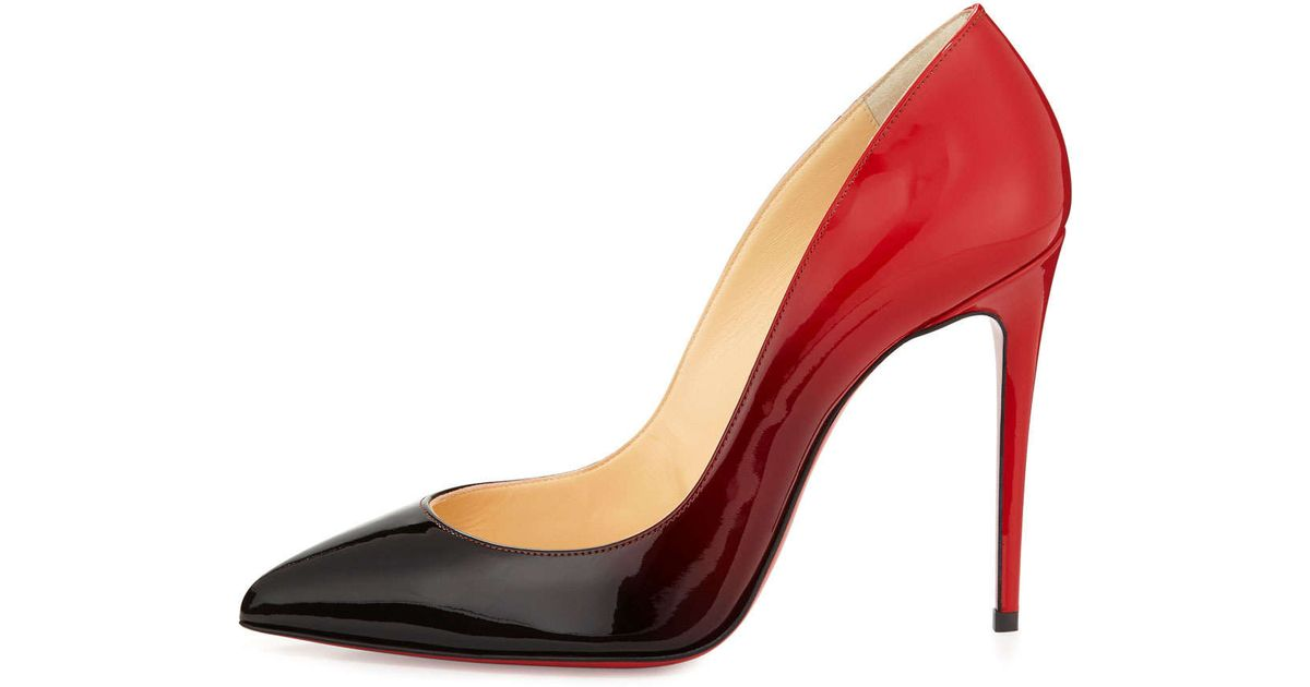christian louboutin pigalle follies degrade