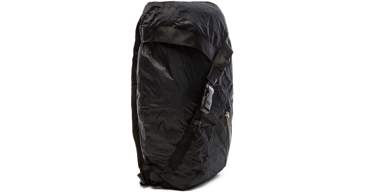 044e21f9aabe Lyst - Y-3 Fs Backpack in Black for Men