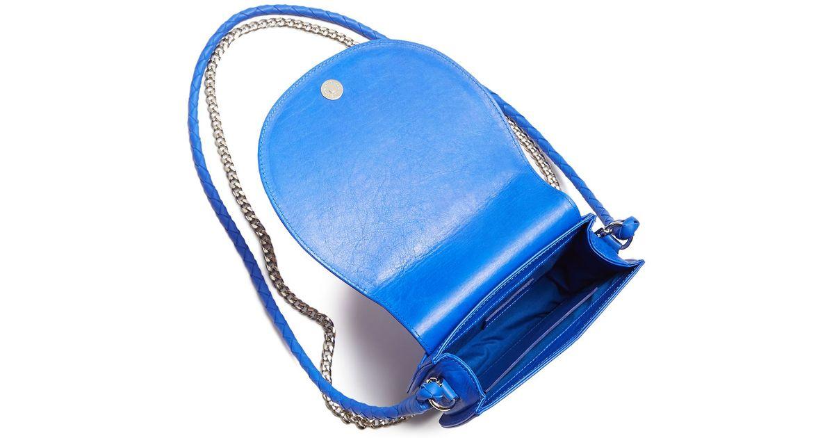 lili radu rainbow saddle bag in blue lyst. Black Bedroom Furniture Sets. Home Design Ideas
