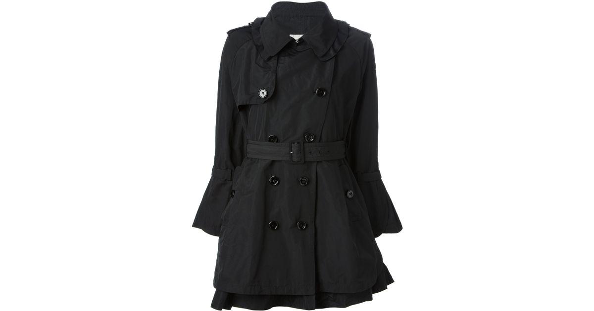 moncler womens raincoat