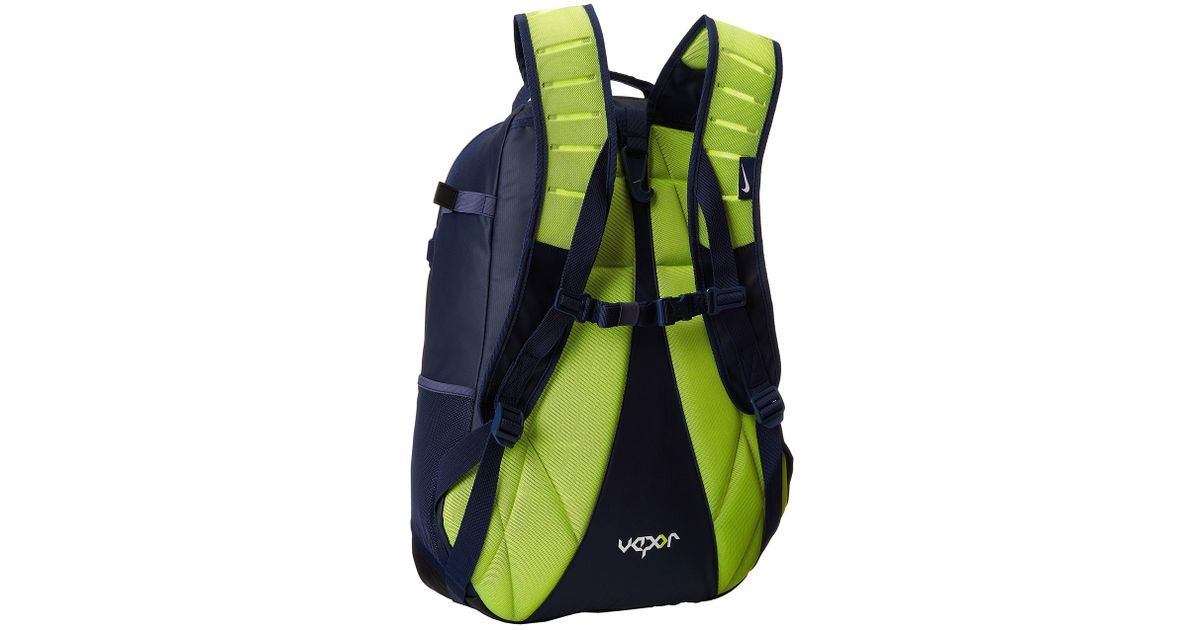 Source · Lyst Nike Vapor Elite Backpack in Green 0cfe39bac3275