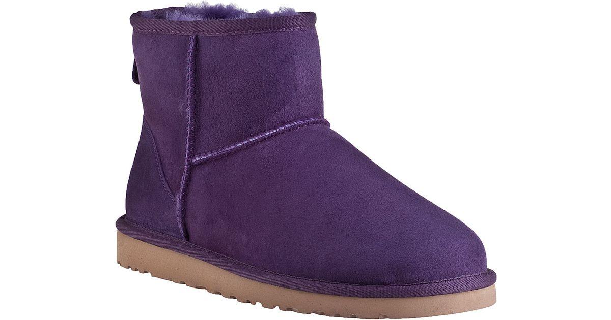 3f3daadb960 wholesale purple mini ugg boots cd23c 49bc3