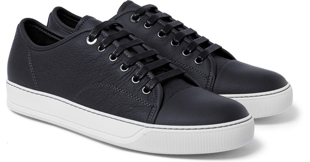 Lanvin Leather sneakers yO62CM9saY