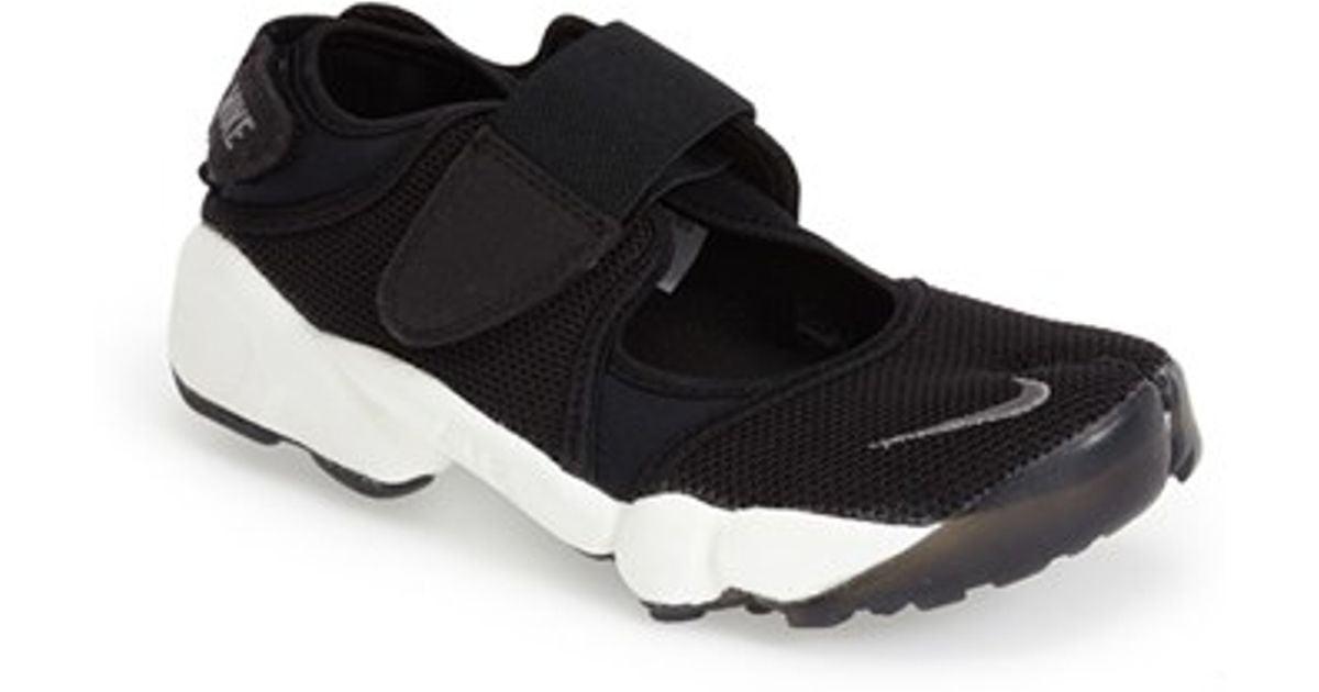 74ec77dc8687a5 Lyst - Nike  air Rift  Sneaker in Black